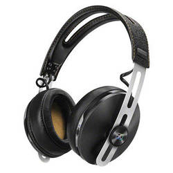 Sennheiser Momentum 2 Bluetooth Over-Ear Wireless Headphone with Integrated Microphone (Black)
