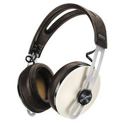 Sennheiser Momentum 2 Bluetooth Over-Ear Wireless Headphone with Integrated Microphone (Ivory)