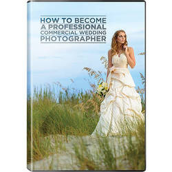 How to become a professional commercial wedding photographer dvd.