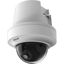 Pelco Sarix IMP Series IMP319-1I 3MP Day/Night In-Ceiling Mount Indoor Mini Dome IP Camera with 3 to 9mm Lens (White)