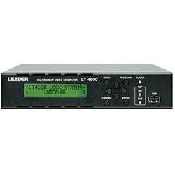 Leader LT4600 Multi Format Video Generator with Lip Sync