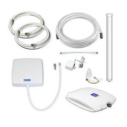 Wi-Ex zBoost ZB545X Soho Xtreme Dual-Band Cell Phone Signal Booster