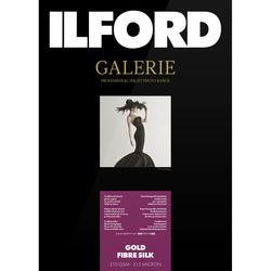 """Ilford GALERIE Prestige Gold Fibre Silk Paper (13 x 19"""", 25 Sheets)"""
