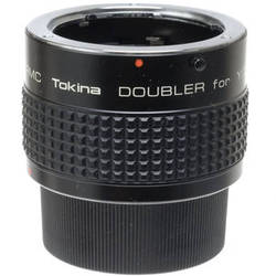 Tokina 2X 7-Element Manual Focus Teleconverter for Contax/Yashica
