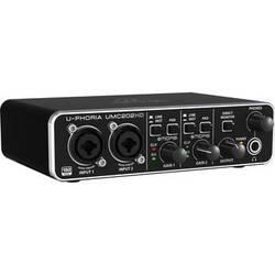 Behringer U-PHORIA UMC202HD - USB 2.0 Audio Interface
