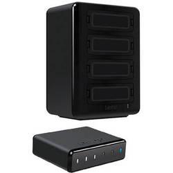 Lexar Professional Workflow HR2 Hub with 256GB Data Storage Kit