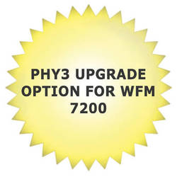 Tektronix PHY3 Upgrade Option for WFM 7200