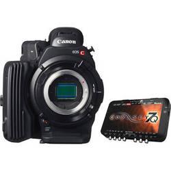 Canon EOS C500 Camera (EF Mount) & Odyssey 7Q Kit