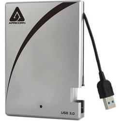"""Apricorn 2.5"""" Aegis 2TB USB 3.0 External Hard Drive"""