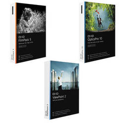 DxO Elite Edition Collection (DVD)