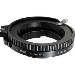 Hawks Leica M Lens to Sony E-Mount Camera Macro Helicoid Adapter V5