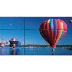 Panasonic TH-55LFV5U 3x3 Video Wall Bundle