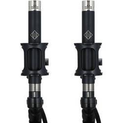 Telefunken M62 Small Diaphragm Condenser Microphone (Stereo Pair)