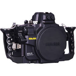 Sea & Sea MDX-5D Mark III ver. 2 Underwater Housing for Canon EOS 5D Mark III DSLR Camera