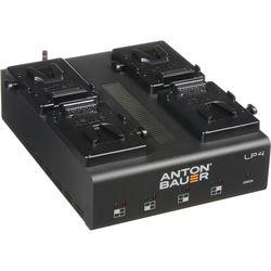 Anton Bauer LP4 Quad V-Mount Battery Charger