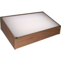 "Porta-Trace / Gagne LED Lightbox (Oak, 11 x 18"")"
