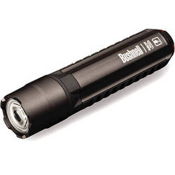 Bushnell Rubicon T250R Rechargeable Flashlight (Gray)