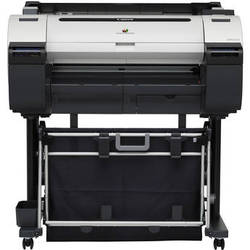 """Canon imagePROGRAF iPF670 24"""" Large-Format Inkjet Printer with Stand"""