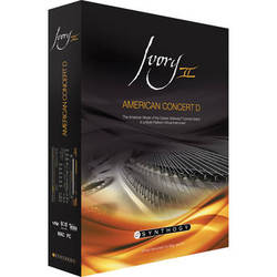 Synthogy Ivory II American Concert D - Virtual Instrument (Download)