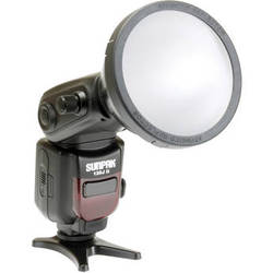 Sunpak 120J II Flash for Nikon Cameras