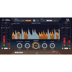 Sound Radix Drum Leveler - Beat Detection Compressor/Expander Plug-In (Download)