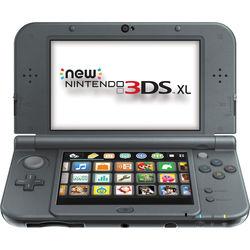 Nintendo 3DS XL Handheld Gaming System (2015 Version, Black)
