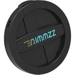 Rimmzz 43-62mm Single Lens Cap (Black)