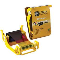 Zebra YMCKO Full Color Ribbon for ZXP Series 3 Printers