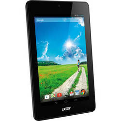 "Acer 16GB Iconia One 7 B1-730HD-17P0 7.0"" Wi-Fi Tablet (Titanic Black)"