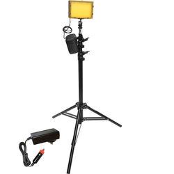 Bescor Field Pro FP-180 Bi-Color 1-Light Kit