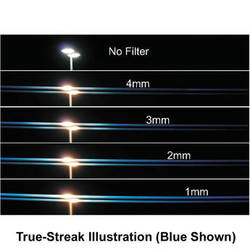 Schneider 82mm Self-Rotating 2mm Violet True-Streak Filter