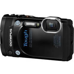 Olympus Stylus Tough TG-860 Digital Camera (Black)