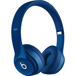 Beats by Dr. Dre Solo2 Wireless On-Ear Headphones (Blue)