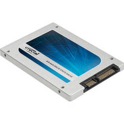 "Crucial MX200 500GB SATA 6 Gb/s 2.5"" Internal SSD"