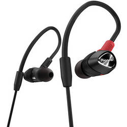 Pioneer DJE-1500 - DJ In-Ear Headphones (Dynamic Driver, Black )