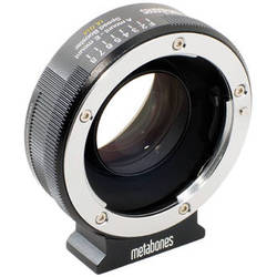 Metabones ALPA Lens to Sony E-Mount Camera Speed Booster ULTRA