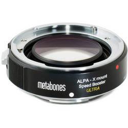 Metabones ALPA Lens to Fujifilm X-Mount Camera Speed Booster ULTRA