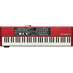 Nord Electro 5D - 73-Key Semi-Weighted Waterfall Keyboard