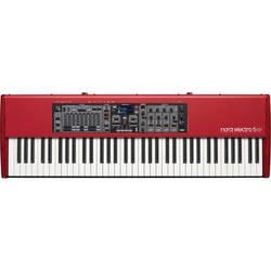 Nord Electro 5 HP - 73-Key Hammer-Action Keyboard