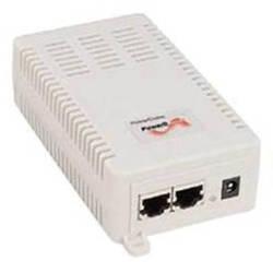 Microsemi PowerDsine PD-AS-951/18 4-Pairs High PoE Active Splitter (18 VDC Output)