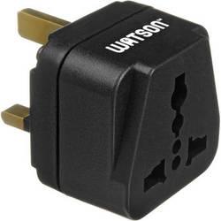 Watson Adapter Plug - 3-Prong USA to 3-Prong UK (Type G)
