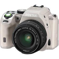 Pentax K-S2 DSLR Camera with 18-50mm Lens (Desert Beige)
