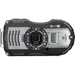 Ricoh WG-5 GPS Digital Camera (Gunmetal)