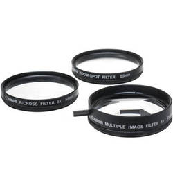 Canon 55mm Special Effects Filter Set