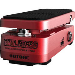 Hotone Soul Press Volume / Expression / Wah-Wah Pedal