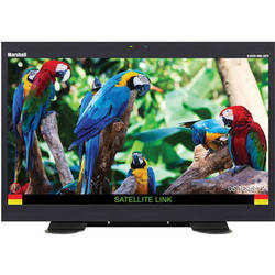 """Marshall Electronics V-R201-IMD-3GTE 20"""" 1600 x 900 Rack Mount Monitor with 3GHD-SDI and In-Monitor Display"""