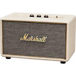 Marshall Audio Acton Bluetooth Speaker (Cream)