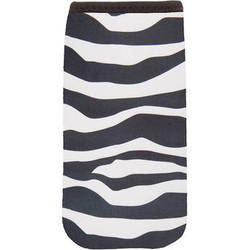 OP/TECH USA Smart Sleeve 387 for iPhone 6 Plus/6s Plus and Galaxy Note 4 (Zebra)