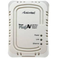 Actiontec 200 Mbps Powerline Ethernet Adapter (Next Gen)