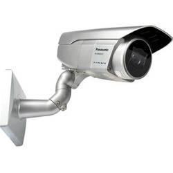 Panasonic 6 Series Super Dynamic WV-SPW631LT Full HD Weatherproof IR PoE Network Box Camera with 9 to 22mm Lens (Light Gray)